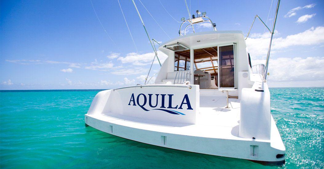 Aquila Big Game Fishing Boat 4